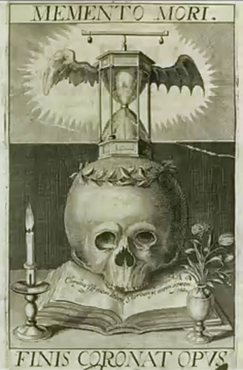 Another Memento Mori - A Reminder of Death